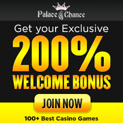 Palace Chance No Deposit Coupon Codes