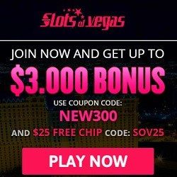 Slots of Vegas No Deposit Bonus Codes $50 Sep 2019
