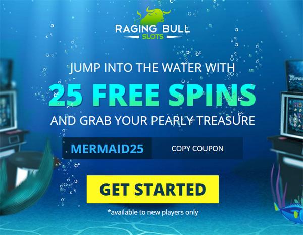 Raging Bull Casino Multiple No Deposit Bonus Codes Aug 2020