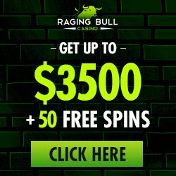 Raging Bull Casino Multiple No Deposit Bonus Codes