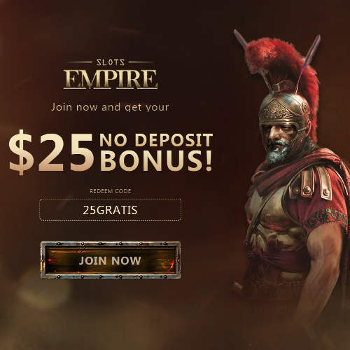 Slots empire casino no deposit bonus codes 2020