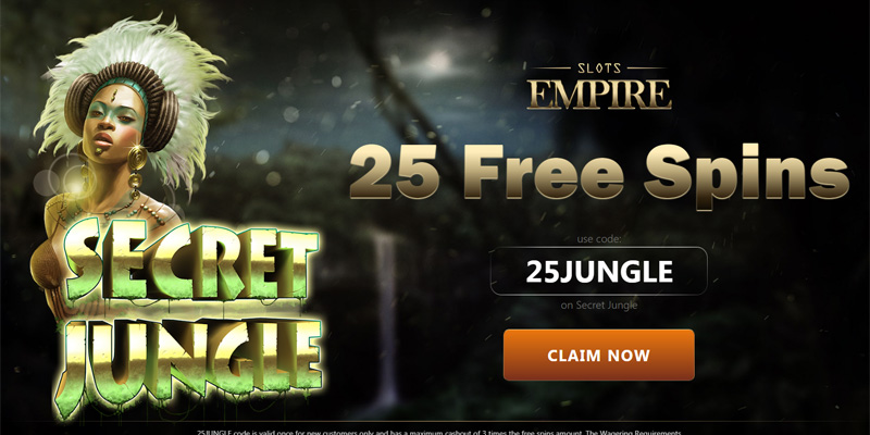 22/10/ · Nov 14, Get a new player welcome from Slots Empire with a No Deposit Bonus like a $25 Free Chip! Receive a % Welcome Bonus on your first deposit!5/5(1).