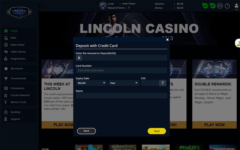 Fone casino sign up