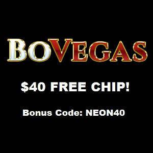 BoVegas No Deposit Bonus Codes