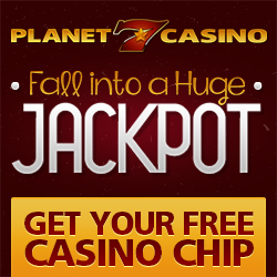 Planet 7 Casino No Deposit Bonus Codes $310 Free